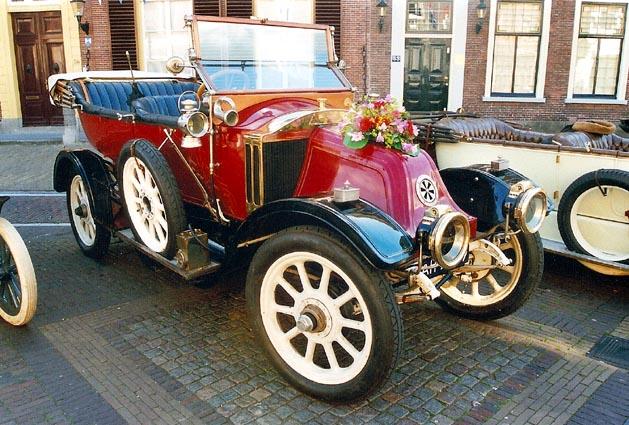 Arrol johnston 15 9 hp for Classic house nl